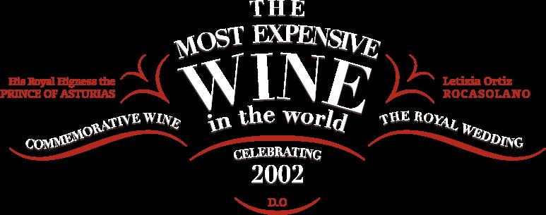 El vino mas caro del mundo